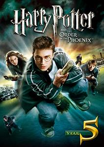 :Harry Potter and the Order of the Phoenix /ハリー・ポッターと不死鳥の騎士団【DVD】